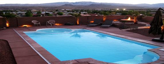 Extra Large Small Fiberglass Pools San Juan Pools Seaglass Pools St George Ut